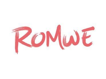 romwe Coupon